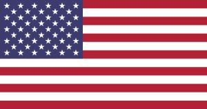 angielski amerykański